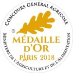 Medaille D'Or - Paris