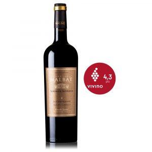 IVFV Cantelouve Château Malbat Vino tinto Francés Bordeaux Superior cabernet y Merlot
