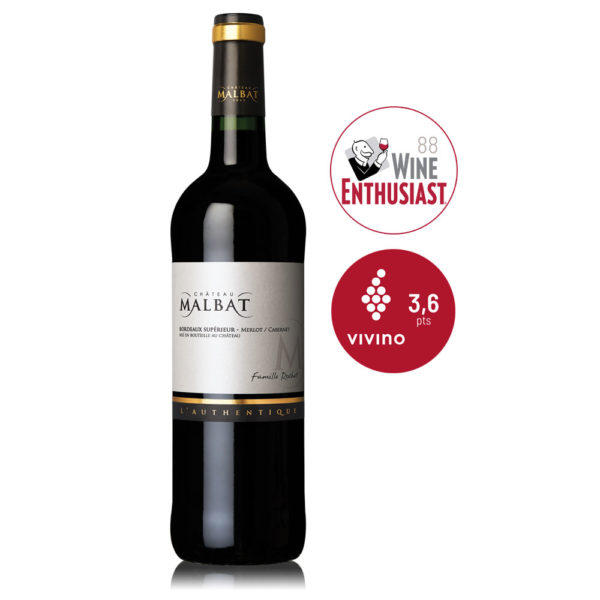 In Vino Frances Veritas - bordeaux authentique bodega Malbat vino tinto Francés