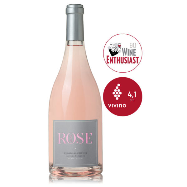 MIP Bonbon vino rosado cotes provence