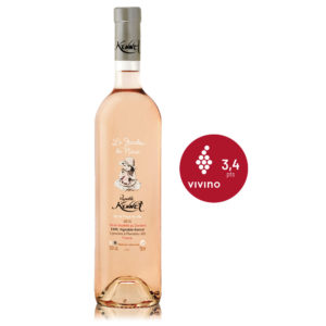 In Vino Frances Veritas - Nina Rosé - Bodega Kennel - Vino rosado Frances