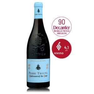 In Vino Frances Veritas - Pierre Troupel Tinto