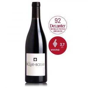 In Vino Frances Veritas - Pique Basse Rasteau - vino tinto Francés - Valle del Rodano
