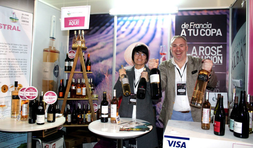 In Vino Frances Veritas - Expo Drink