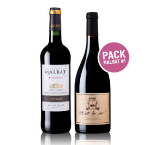 Invino Frances Veritas - Pack Malbat #1