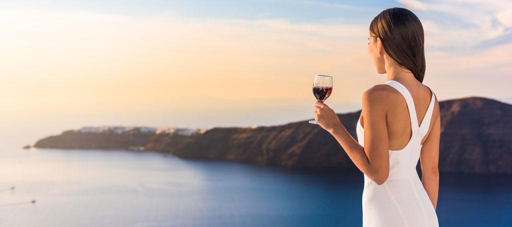 Consumo de vino - In Vino Frances Veritas
