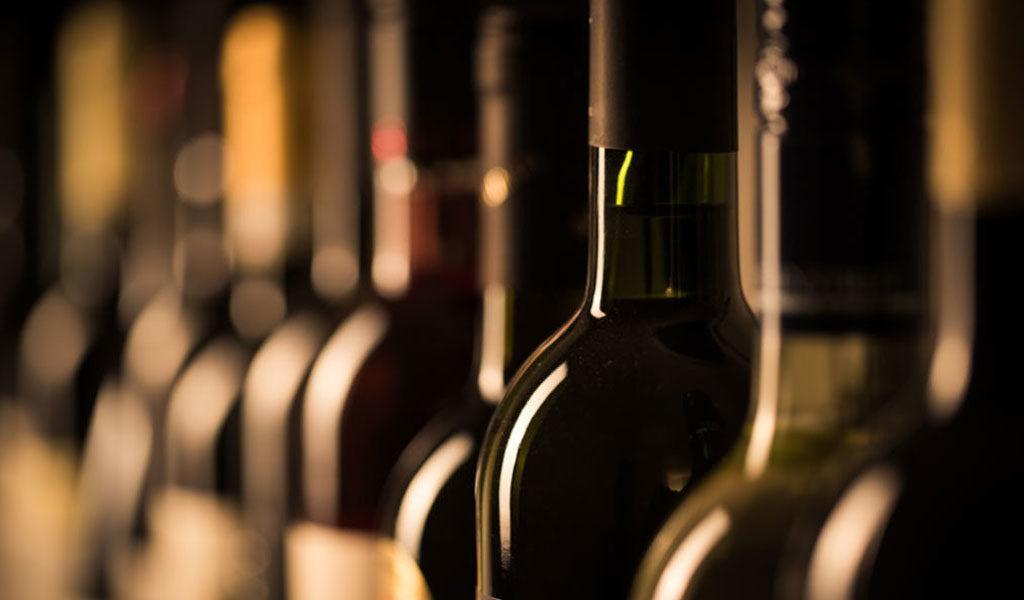 Buena conservación del vino