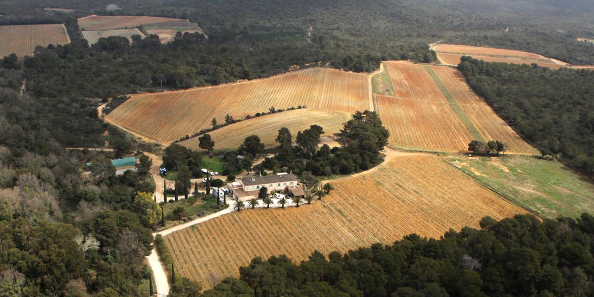 Bodega La Sanglière en Provenza con In Vino Frances Veritas