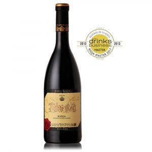 In Vino Frances Veritas - MONTE REAL RESERVA Vino Tinto Español - bodega Riojana - Rioja