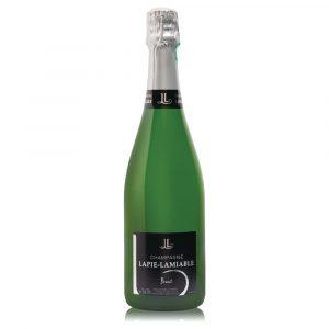 Champagne Lapie Lamiable - Brut - botella