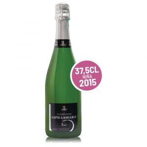 In Vino Frances Veritas - Champagne Francés - Lapie Lamiable - Brut - Niña