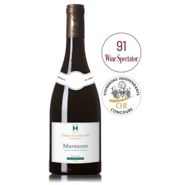 Blanville - Murmures - Presentación Botella + Medalla
