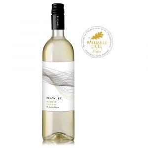 In Vino Frances Veritas Blanville Viognier Vino blanco francés