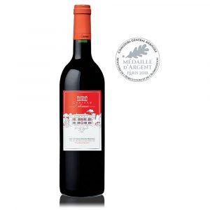 IVFV Château Calissanne vino tinto Francés Côtes de provence garnacha
