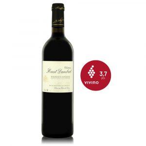 IVFV Château Haut Dambert Vino tinto francés Bordeaux Cabernet