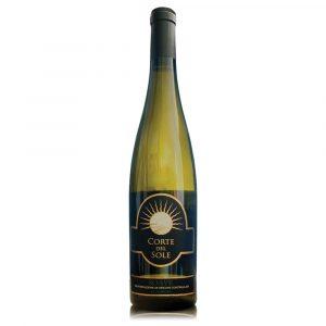 IVFV Vino blanco Italiano Corte del Sol Soave bodega monte tondo