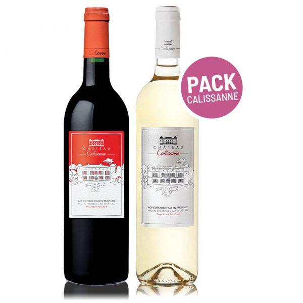 In Vino Frances Veritas - Pack Château Calissanne
