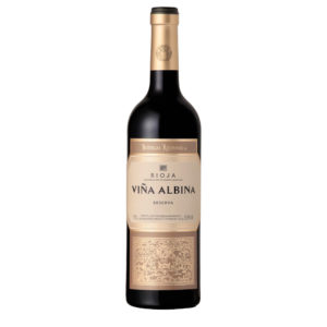 In Vino Frances Veritas - Viña Albina Reserva