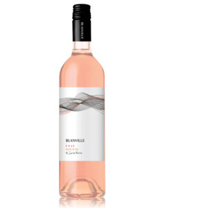 In Vino Frances Veritas Blanville collection rosé vino rosado garnacha syrah