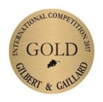 in vino frances veritas - medalla oro Gilbert & gaillard