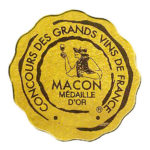 in vino frances veritas - medalla oro macón