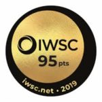 IWSC 95 points - GUSTAV DILL VODKA
