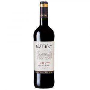 In Vino Frances Veritas-bordeaux-Château Malbat-merlot-cabernet-sauvignon