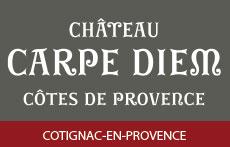 Logo Bodega Chateau Carpe Diem